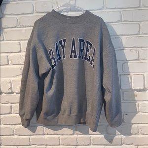 Brandy Melville Bay Area Sweatshirt